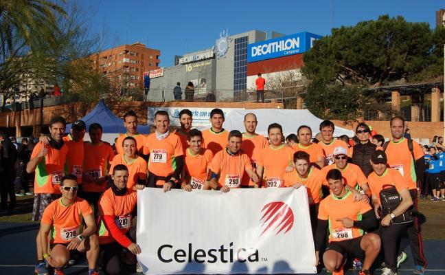 Celestica hace equipo a través del deporte