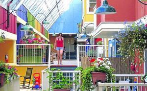 ¿vivirías en una comuna como esta?