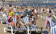 Valencia ha sido hoy la caldera de Europa