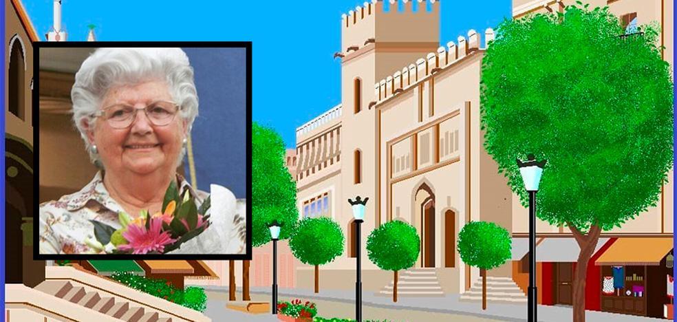 La valenciana de 87 años que triunfa pintando cuadros con Paint