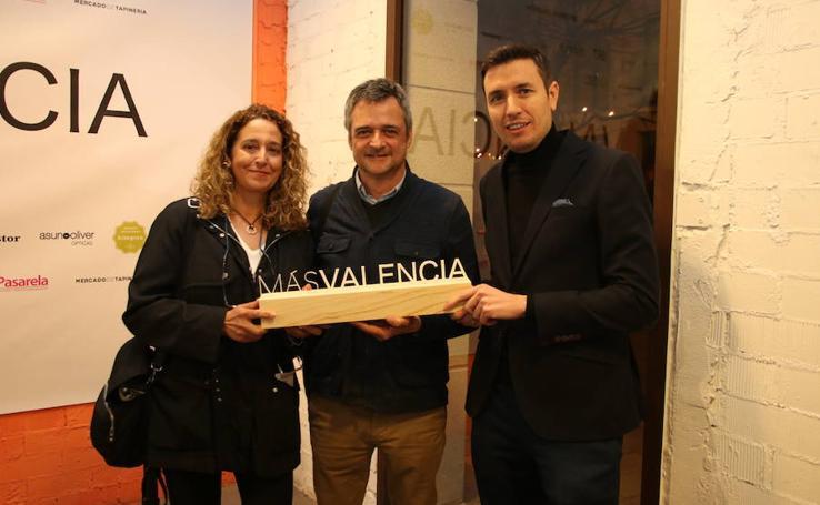 Los emprendedores se dan cita en el primer encuentro 'Más Valencia'