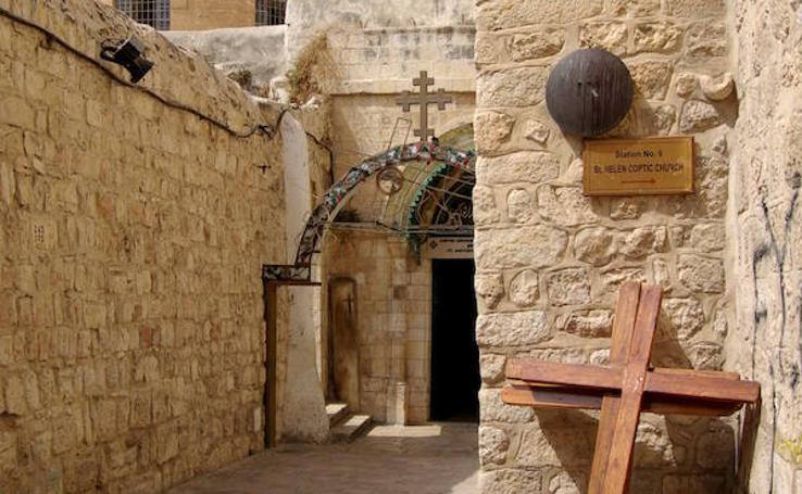 Viaje a los escenarios bíblicos de la Semana Santa en Jerusalén
