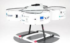 Un dron de película con ADN valenciano