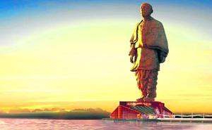 La estatua más alta del mundo