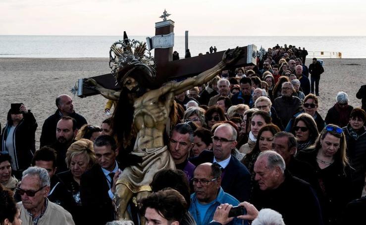 La Semana Santa Marinera de Valencia 2018: Viernes Santo