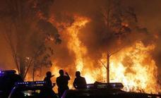 El fiscal concluye que la ola de incendios que asoló Galicia en octubre fue intencionada