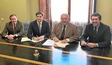 La Acequia Real del Júcar y Cajamar firman un convenio