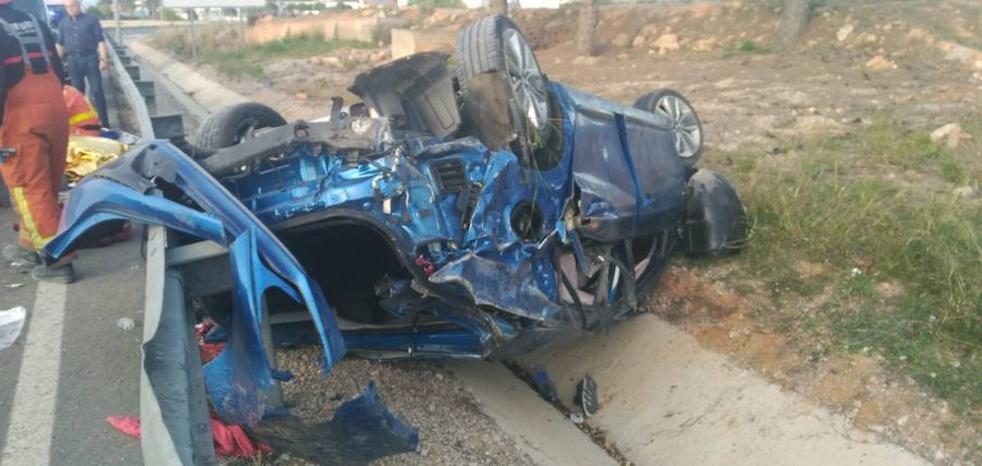 Muere la mujer que resultó herida en un accidente de tráfico en Torrent