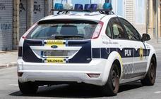 Detenido por morder a un policía en Valencia tras causar altercados en un bar del barrio del Carmen