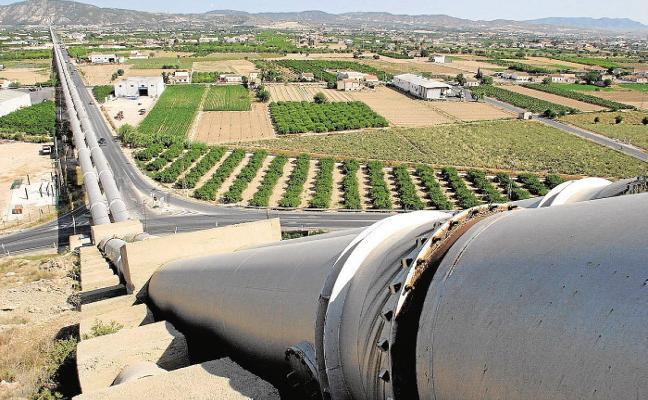 El Gobierno aprueba un trasvase al Segura que reaviva la guerra del agua