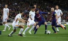 Un Barça práctico a la espera de recuperar la energía