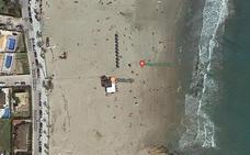 Muere un niño tras chocar contra otro cuando jugaban al fútbol en una playa