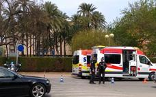 Atropellan a una mujer de 79 años en Dénia
