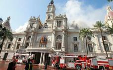 Valencia ofrece trabajo a bomberos de otros municipios para cubrir plantilla