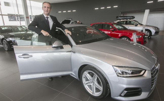 Entrevista a Dionisio López, director gerente en Audi Center
