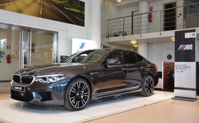 BMW Bertolín recibe el nuevo M5 de 600 CV