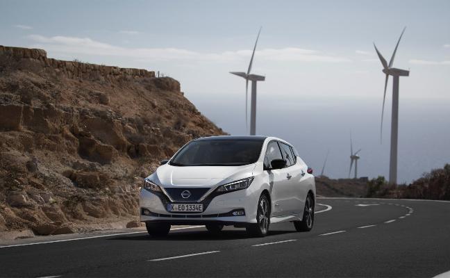 Nissan Leaf, nuevo 'coche verde 2018'