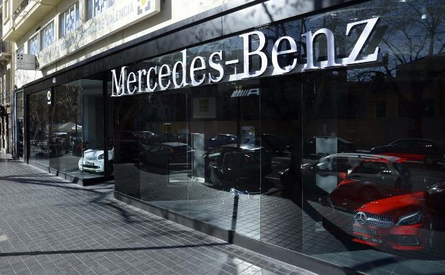 Mercedes-Benz Valencia abre las instalaciones de Micer Mascó