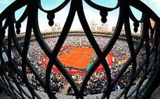Agotadas las entradas para la Copa Davis del domingo