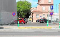 Nueva zona donde aparcar en el Camí Sendeta de Almussafes
