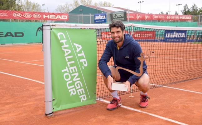 Pablo Andújar se corona campeón en Villena