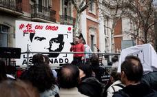 Familiares y compañeros de José Couso piden justicia en el 15 aniversario de su muerte