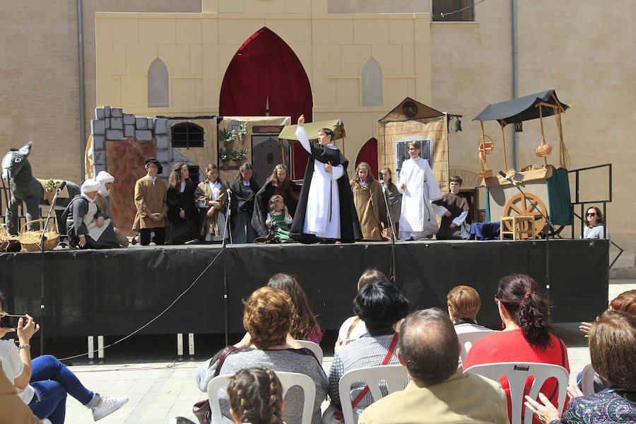 Fotos del Día de los Altares de San Vicente