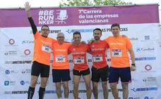 Carrera de las Empresas Valencianas: Los runnkers saborean la mañana perfecta