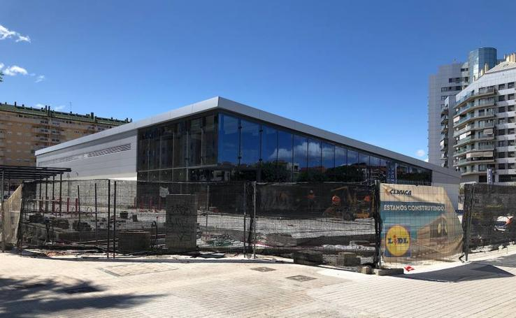 Lidl prepara la apertura de un nuevo supermercado en Valencia