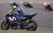 Rossi: «Tengo miedo de estar en pista con Márquez»