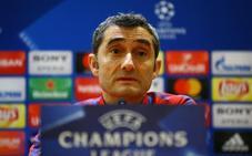 Valverde: «Un exceso de confianza nos puede costar caro»