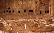 Los saudíes levantan el velo a la ciudad olvidada de Al Ula