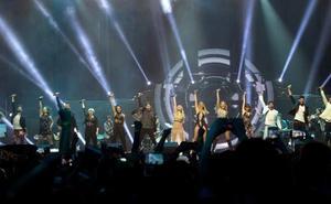 TVE emite hoy el concierto de 'Operación Triunfo' en Barcelona