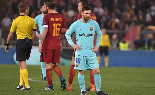 El momento de exprimir el hundimiento del Barça