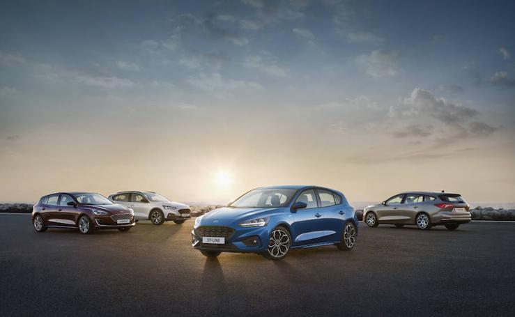 Fotos del nuevo Ford Focus 2018