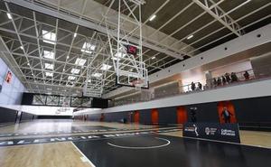 El nuevo pabellón de Valencia Basket está más cerca de ser una realidad