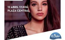 Ana Guerra de 'OT' firma discos hoy en Valencia