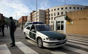 Finaliza tras más de cinco horas el registro de la Guardia Civil en Diplocat