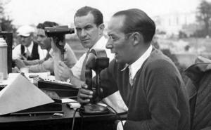 ¿Sabes cuál fue el primer evento deportivo en radio?