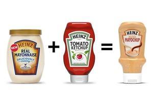 Mayonesa + ketchup = ¿'Mayochup' o salsa rosa?