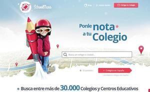 Una start-up valenciana crea «el Tripadvisor de colegios»