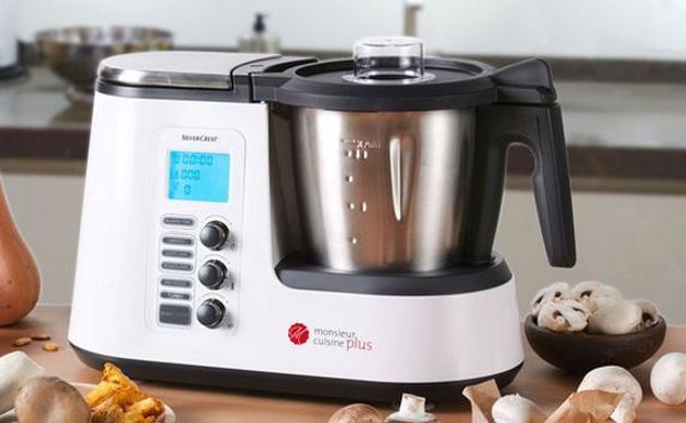 Diferencias entre la thermomix y el robot de cocina de lidl las provincias - Thermomix o robot de cocina ...