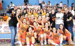 El Valencia Basket pone a la venta las entradas para la Fase de Ascenso a la Liga Femenina