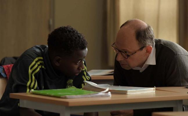Cine de institutos en 'El buen maestro'