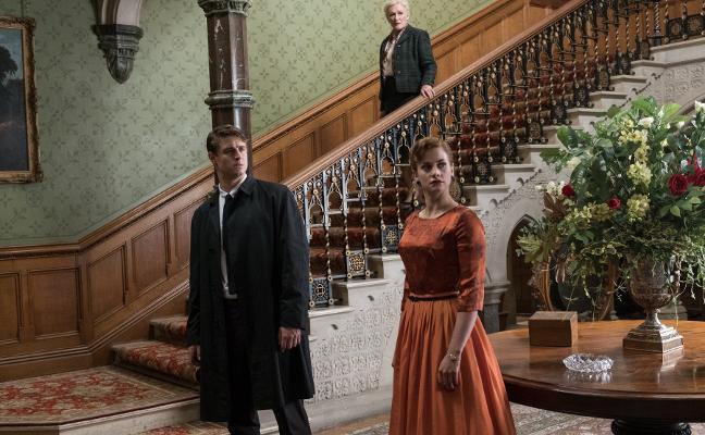 'La casa torcida', un misterio con el sello de Agatha Christie