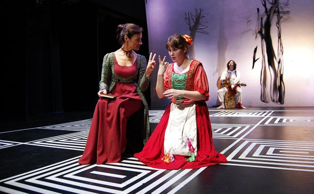 'Trabajos de amor perdidos' de Shakespeare, en Sala Russafa