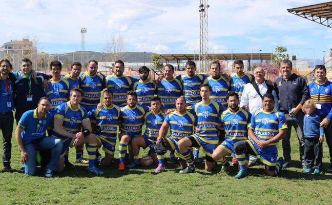 El Dénia Rugby Club, más cerca del ascenso tras ganar al CR A Palos