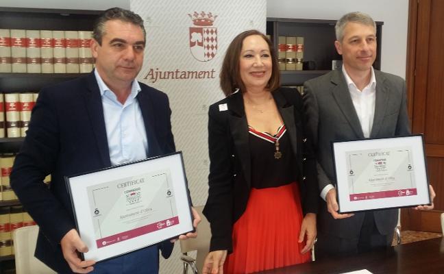 Oliva pone en valor el trabajo tradicional de los comercios