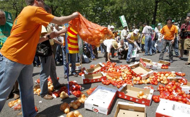 La UE quiere prohibir prácticas comerciales desleales en la cadena agroalimentaria