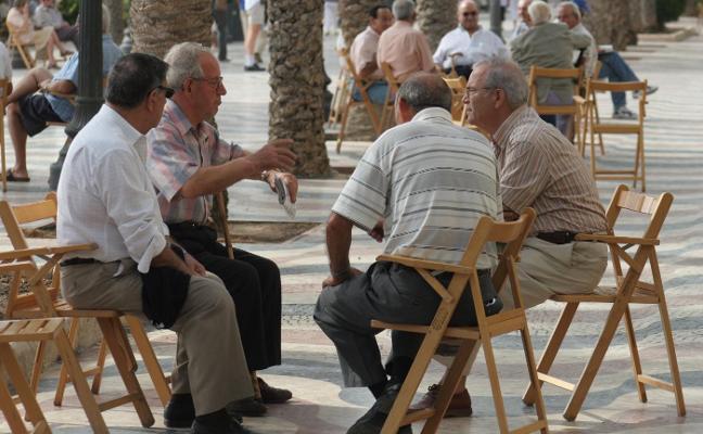 El empleo sólo podrá financiar el 60% del gasto de las futuras pensiones